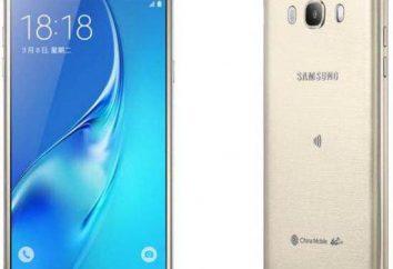 """Smartfony """"Samsung"""", wszystkie odniesienia: zdjęcia i specyfikacje"""