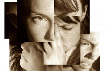 Lęk napadowy. Skala nasilenia lęku napadowego. metody psychoterapii