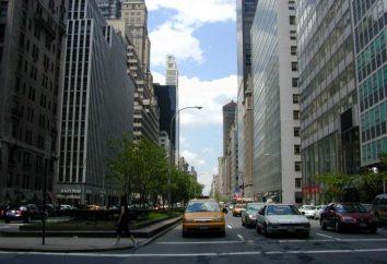 Zu Besuch in den Straßen von New York