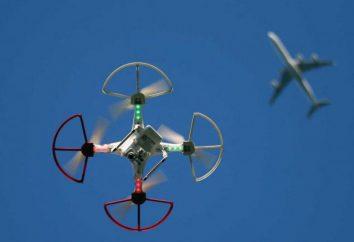 São drones são realmente perigoso para aviões?