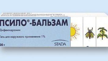 """Significa """"Psili Balm"""". istruzione"""
