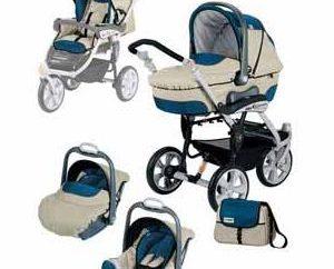 Cam – Kinderwagen für Spaziergänge mit Vergnügen