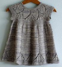 Comment tricoter pour les filles et sundress crochet