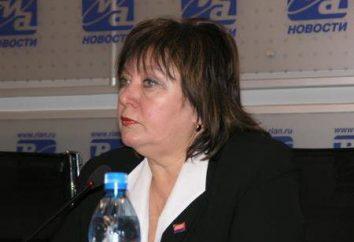 Vitrenko Natalya Mihaylovna: una biografía y actividad política