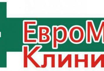 """Klinika """"Euromed"""", Nowosybirsk: Dodatkowe informacje na temat opinii i zdjęć kliniki"""