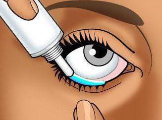 """Maść do oczu na zapalenie i zaczerwienienie. Tetracykliny, maść eritromitsinovaya """"Vitapos"""", """"Tobrex"""""""