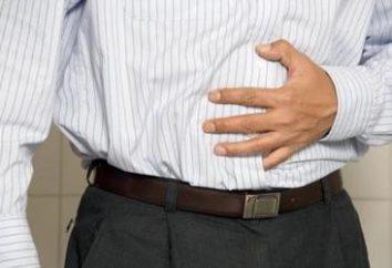 Quelques mots sur la façon de traiter la gastrite