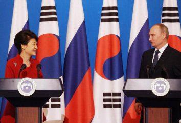 Koreaner in Russland: Geschichte und Moderne