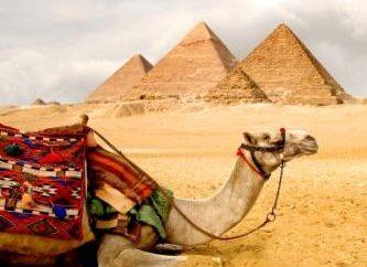 Egipt. Zabytki starożytnej cywilizacji