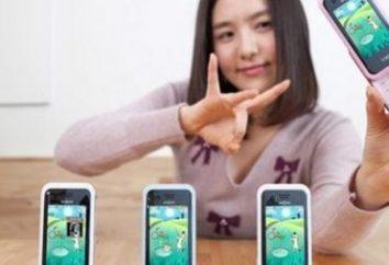 Varios teléfonos con pantalla táctil para las chicas: las demandas y deseos
