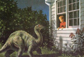 Perché il sogno di un dinosauro? Interpretazione di visione notturna