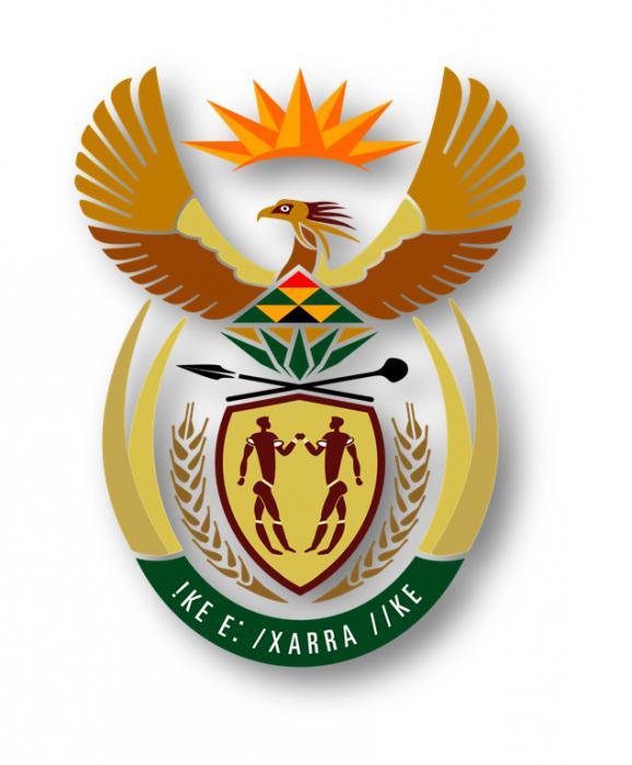 Wappen Südafrika
