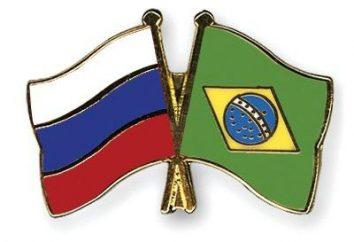 ¿Cuál es la diferencia horaria con Brasil? Rusia-Brasil