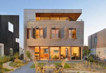 W domu, z którego można budować? Aby zbudować dom własnymi rękami. materiały budowlane