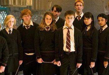 """Armia Dumbledore'a: opis organizacji """"Zakonu Feniksa"""""""