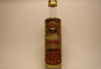 « Armin » (cognac) – raffinement du goût avec une saveur arménienne