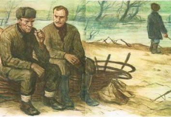 « Le destin de l'homme » – l'histoire Cholokhov. « Le destin de l'homme »: une analyse