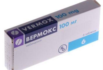 """""""Vermoxum"""": cliente parassitologi. Come prendere """"Vermoxum"""""""