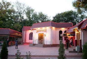 "Cafe ""Virage"" menu Aquila, foto, recensioni"