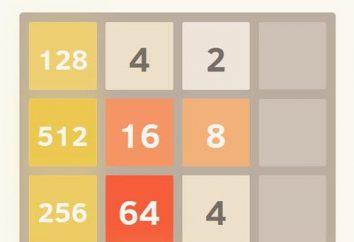 """Il gioco """"2048"""": come passare?"""