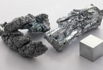 Manganèse (élément chimique): propriétés, application, désignation, degré d'oxydation, faits intéressants