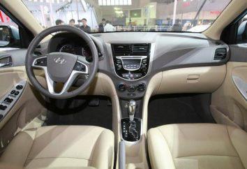 """""""Hyundai"""" -Modelle. Ausstattung Auto"""
