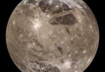 Ganymede satelitarnej. Ganymede – księżyc Jowisza