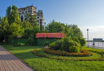 Parc du 30e anniversaire de la Victoire à Krasnodar: les photos, la description et l'adresse de divertissement