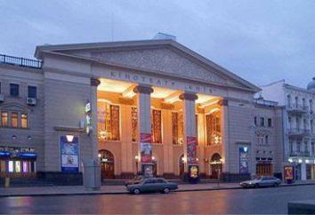 Teatros de Kiev e as suas características