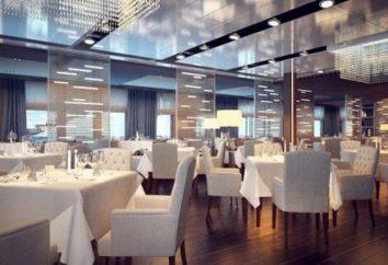 """Ristorante """"brillante"""" (Mosca): menù, intrattenimento e recensioni"""