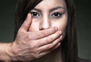 napaść na tle seksualnym: artykuł, kara