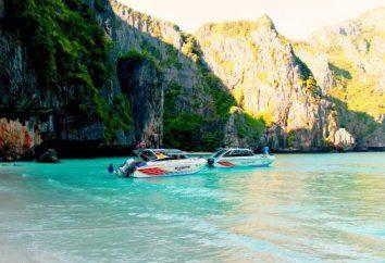 Jak latać do Tajlandii z Nowosybirska: przegląd opcji