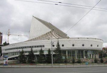 """Teatru """"Globe"""". Nowosybirsk teatr młodzieży akademickiej """"Globus"""""""