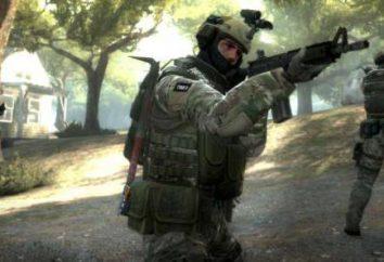 """¿Cuáles son los diferentes equipos de la """"CS: GO"""" en el arma?"""