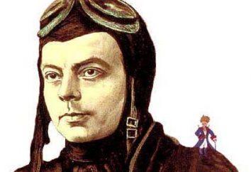 Antuan De Saint-Exupery: citazioni. Antoine de Saint-Exupéry: Una biografia e l'opera dello scrittore francese