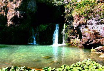 Atysh – uma cachoeira de grande beleza em Bashkiria