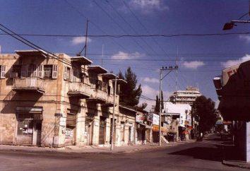 città cecena: descrizione, foto