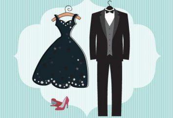 El código de vestir Negro Tie. Como vestir: recomendaciones estilista