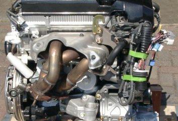 moteur de Toyota 3S
