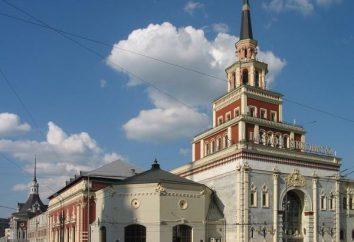 """Atrakcje Stolica: Kazan dworzec kolejowy (stacja metra """"Komsomolskaja"""")"""