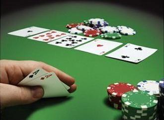 Regras e combinações de Texas Hold'em
