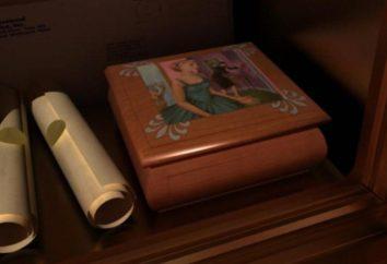 """Pierwsza gra z serii o grach Nensi Dryu: przejście. """"Sekrety Can Kill. Return"""""""