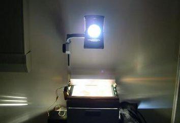 Jak zrobić projektor z rąk w domu?
