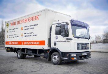 LKW-Transport in Odessa: bezahlbare Version von qualitativ hochwertigen Dienstleistungen