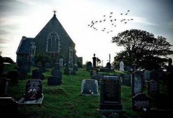 Qu'est-ce que l'heure du coucher pour nous préparer: ce rêve cimetière?