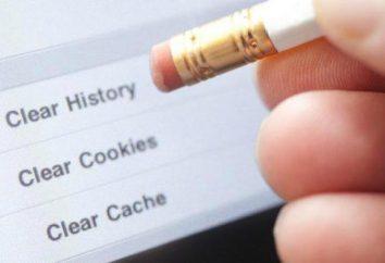 Jak wyczyścić pamięć podręczną w telefonie? algorytm