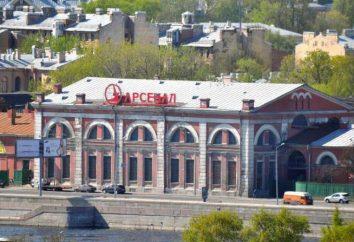 "Plant ""Arsenal"" (San Pietroburgo): storia, produzione, indirizzo"