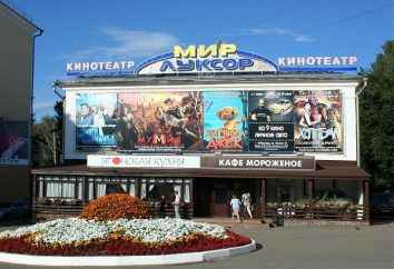 "Cinema ""Luxor World"", Cheboksary, convida os amantes do cinema"