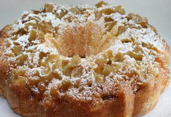 Szarlotka – proste i smaczne owoce deserowe