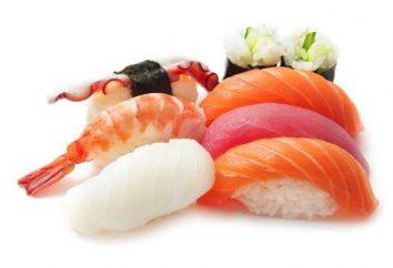 Kann ich schwanger Sushi? Wir lernen!